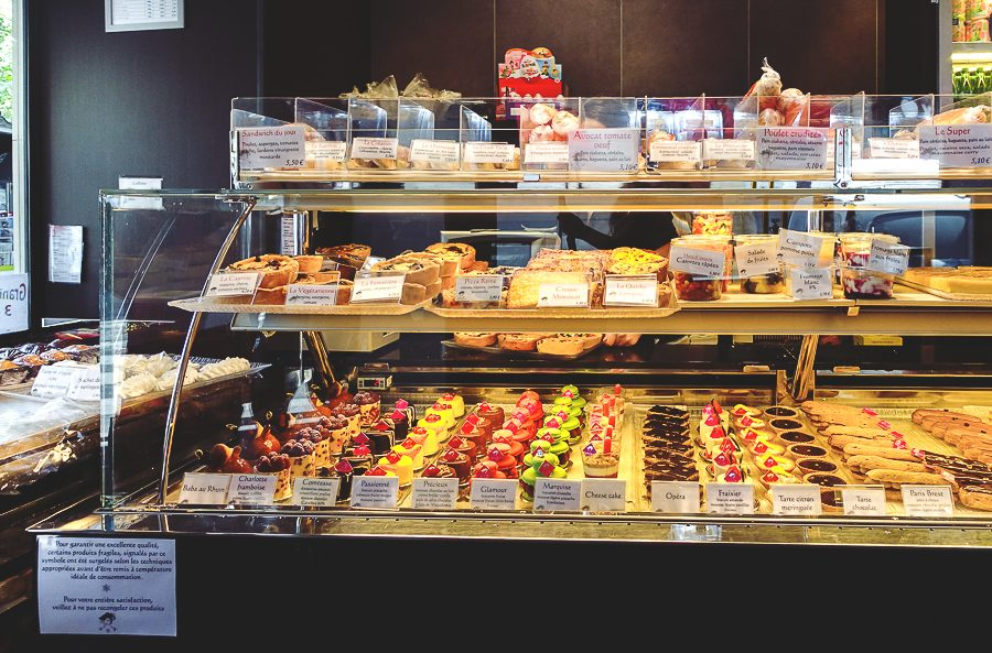 Paris guide: Parisian Pâtisserie