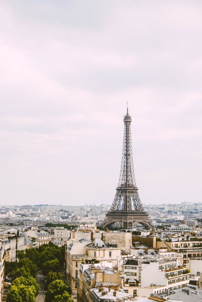 Paris Guide: Eiffel Tower