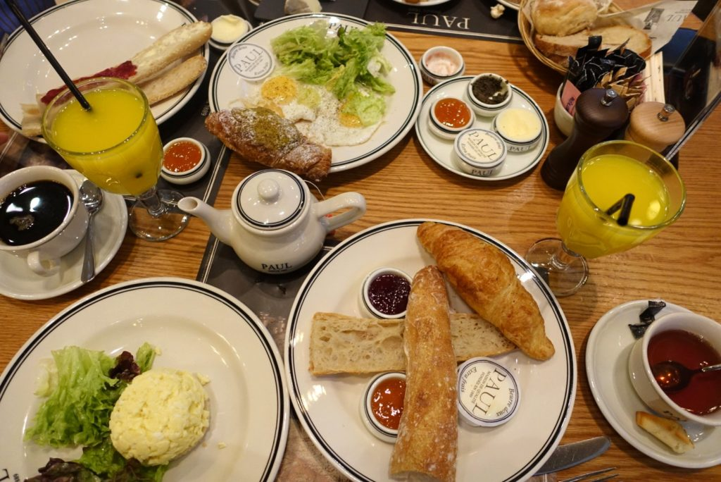 Best restaurants in Doha: Paul
