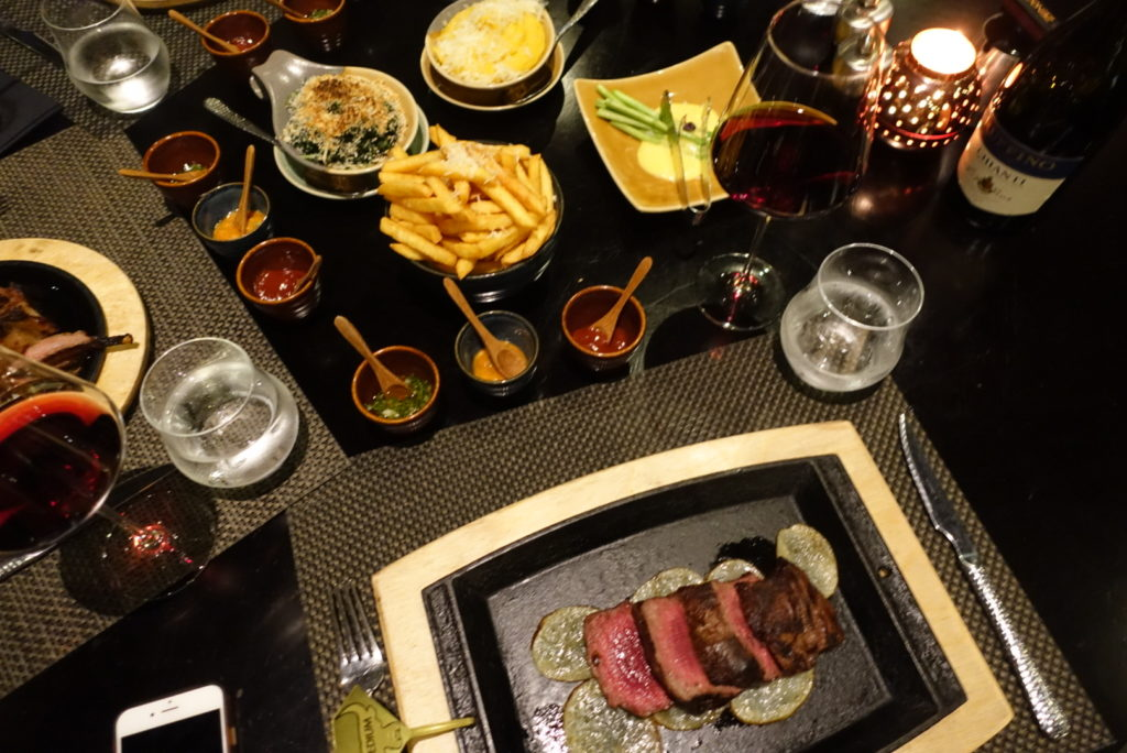 best restaurants in Doha: Toro Toro steakhouse