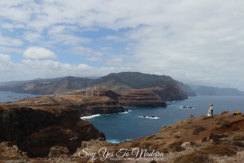 Destination Wedding in Madeira