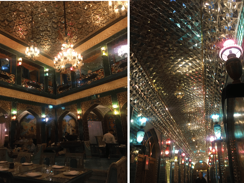 The design and view of Parisa Doha
