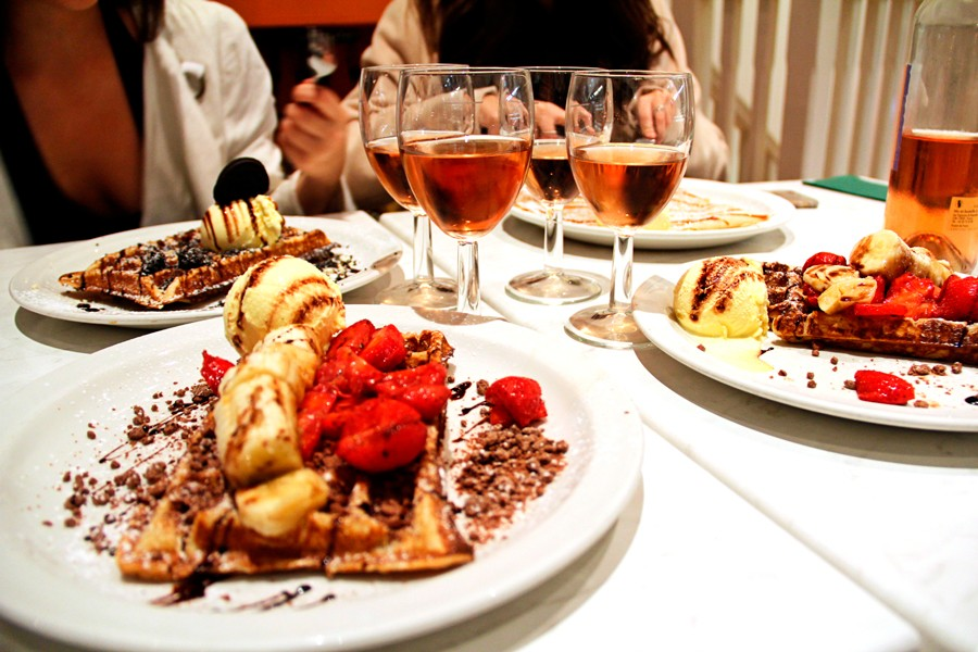 All-day food in London: The Kensington Crêperie
