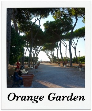 24 Hours in Rome Guide: Orange Garden