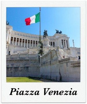 24 Hours in Rome Guide: Piazza Venezia