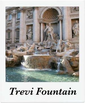 24 Hours in Rome Guide: Trevi Fountain