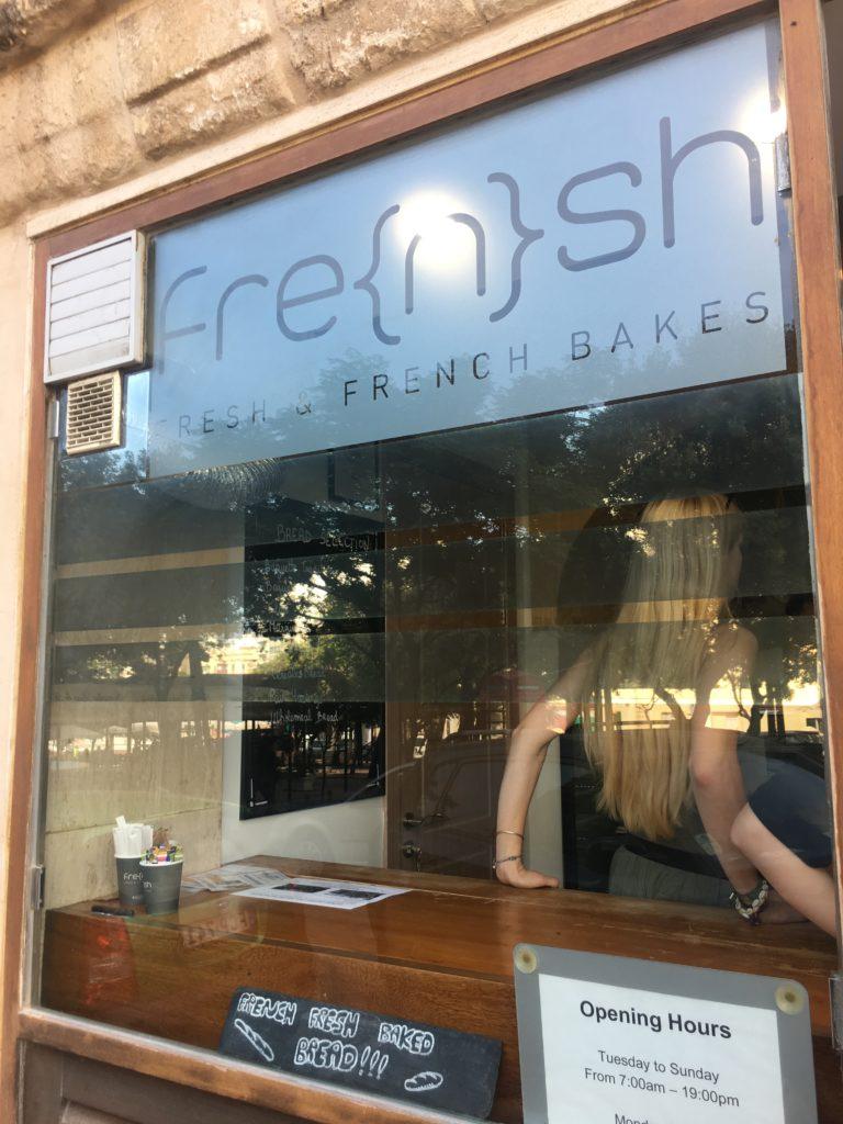 Frensh Malta Bakery