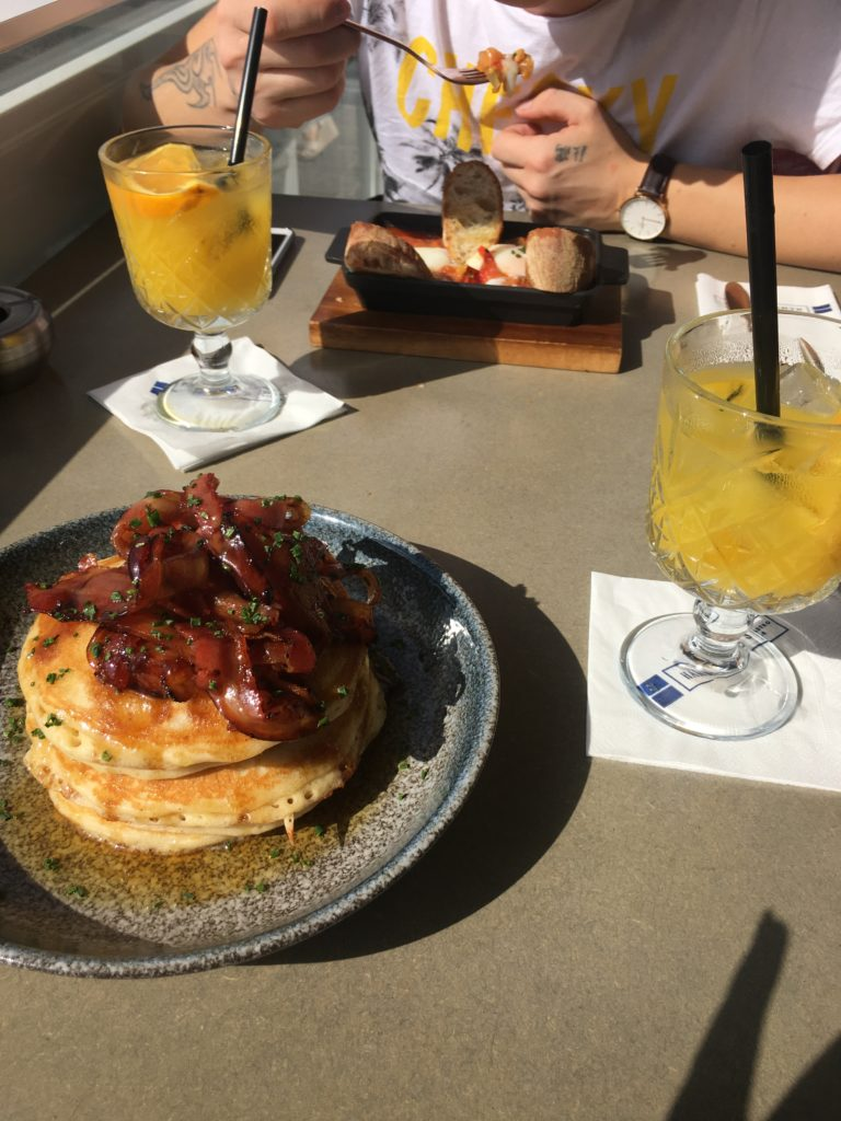 Hammett's Bottomless Brunch