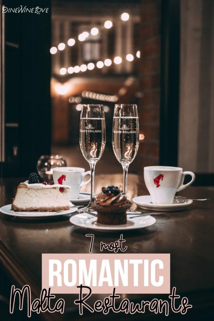 7 Most Romantic Malta Restaurants
