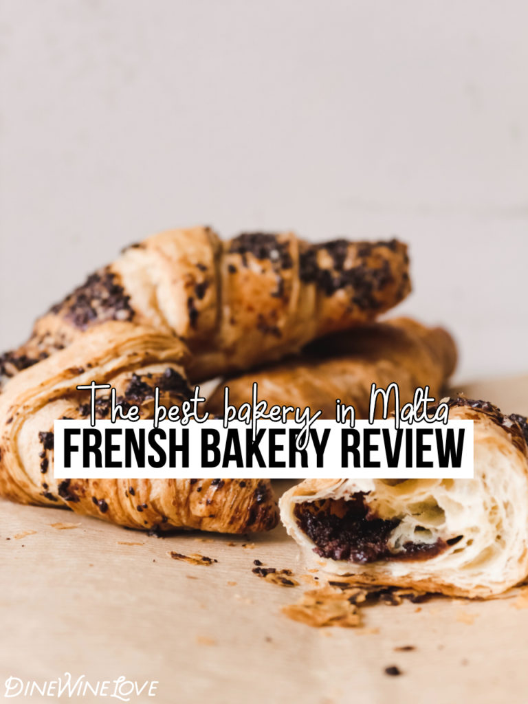 The best Bakery in Malta: Frensh Malta Review