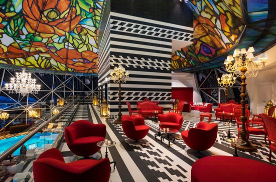 Best Bars in Doha: Rise