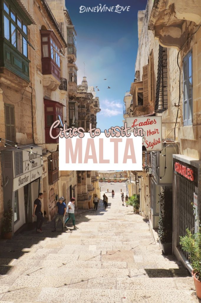 Facts about Malta: Where to go in Malta? Cities to visit!