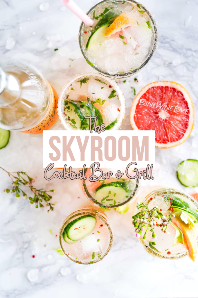The Skyroom Cocktail Bar & Grill, Malta