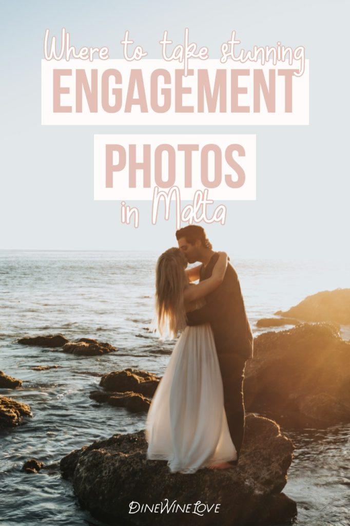 engagement photos in malta