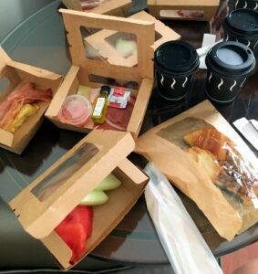 Breakfast at Gran Hotel Conde Duque
