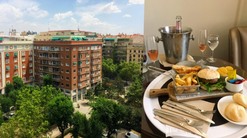 Photos from road trip - Madrid