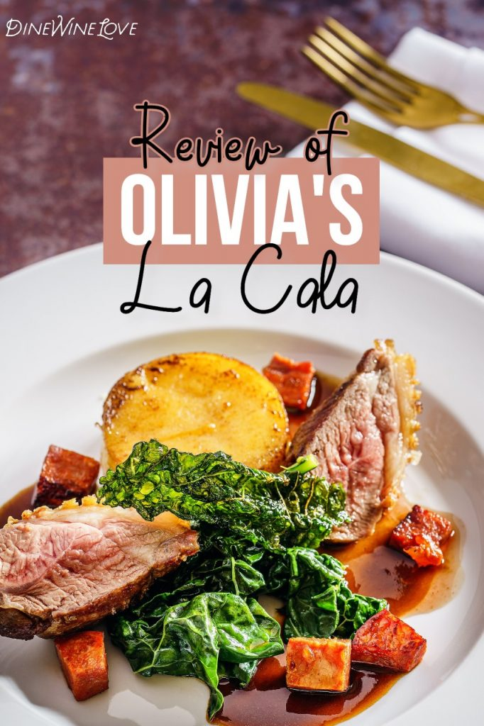 Review of Olivia's La Cala
