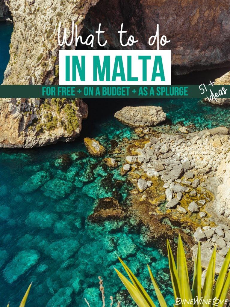 What to do in Malta, 51+ ideas