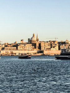 Valletta view