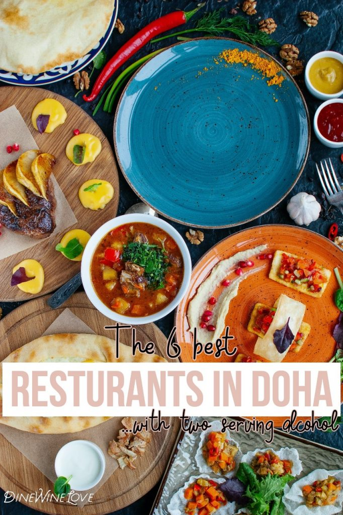 The 6 best restaurants in Doha