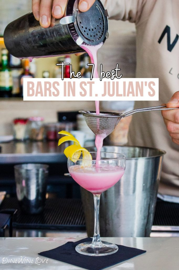 7 best bars in St. Julian's
