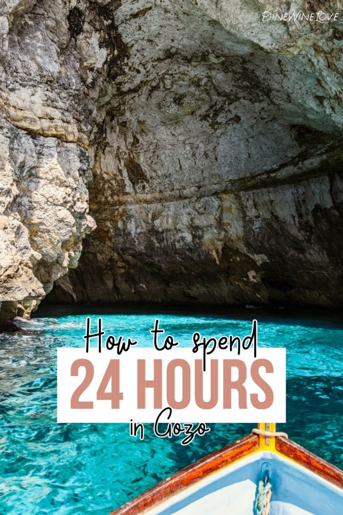 24 hours in Gozo