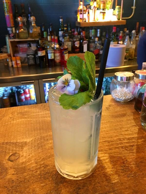 cocktails at O'Clock Malta