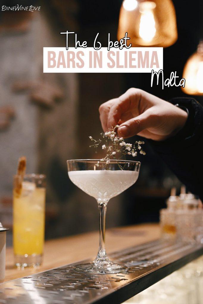 the best bars in Sliema, Malta