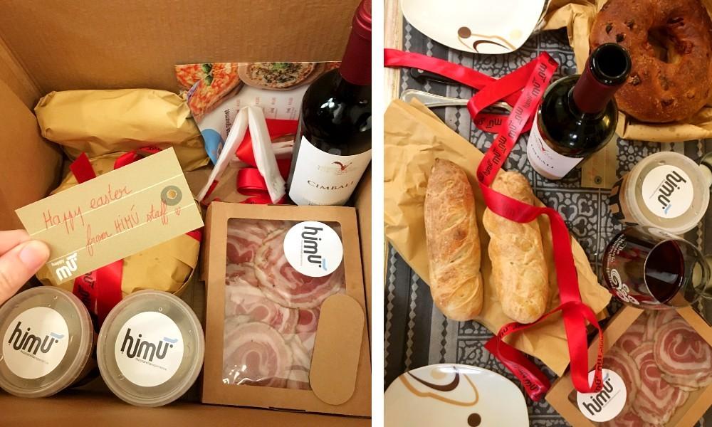 Food box from HiMú