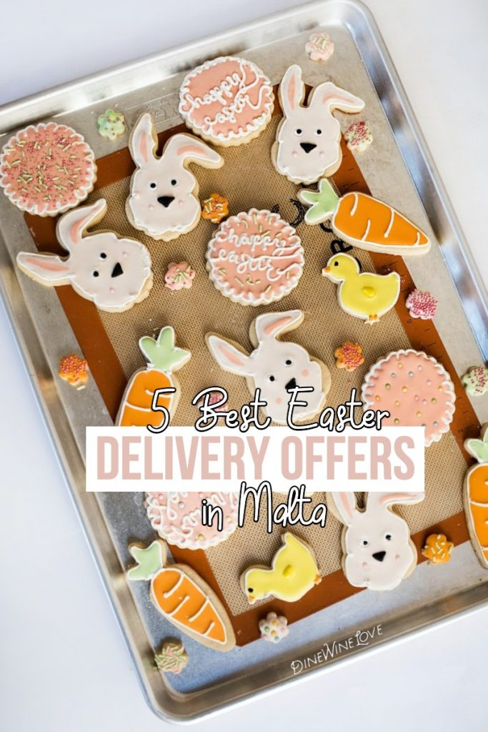 Easter delivery offers