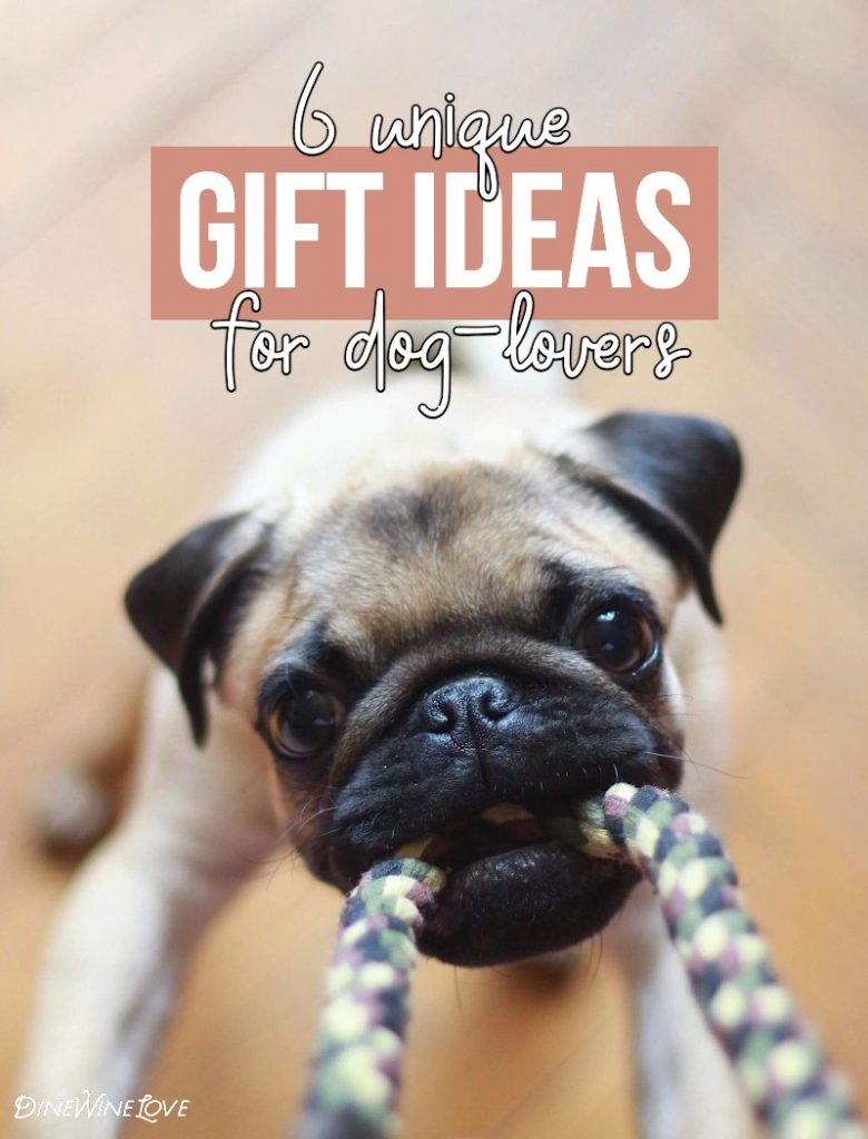 6 unique gift ideas for dog-lovers