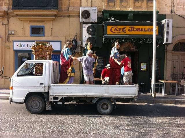 Festa in Gozo