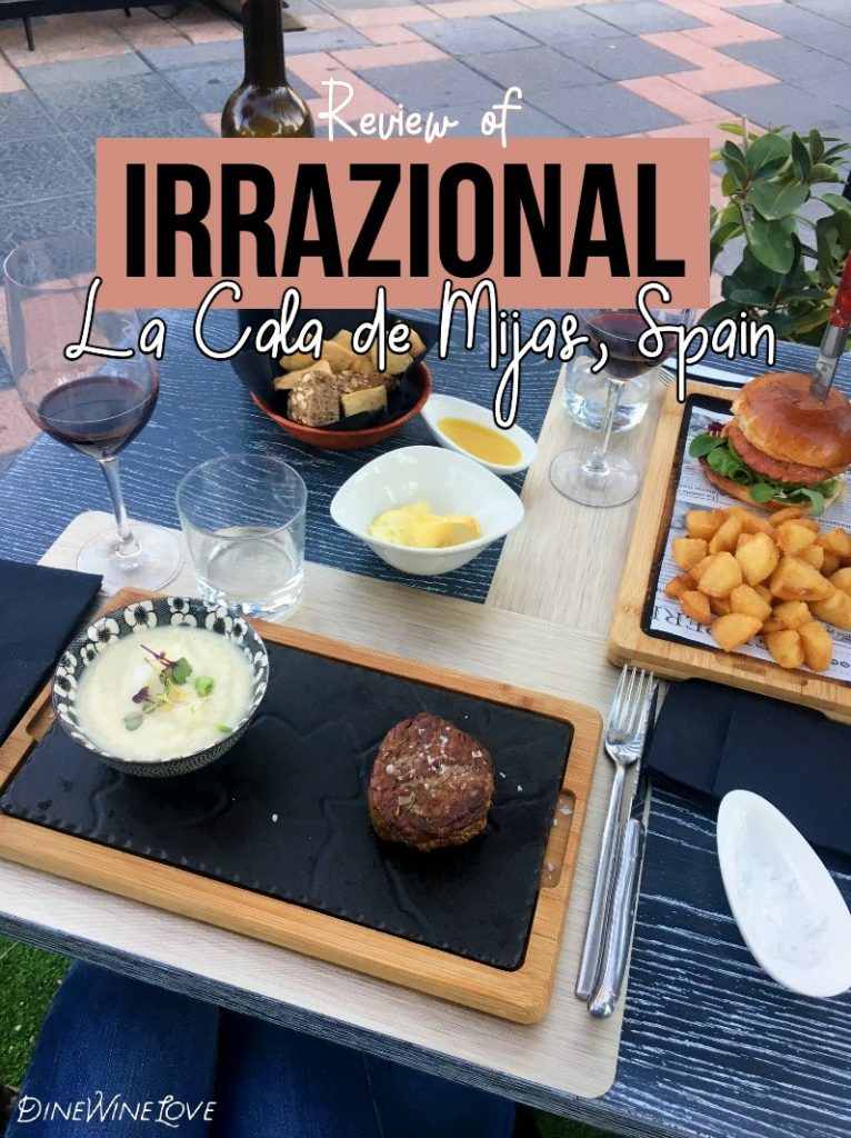 Irrazional restaurant review